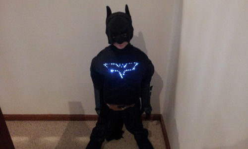 Batman Toys For Kids : Awesome boy s batman costume