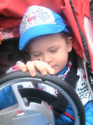 Race Car Driver Costume