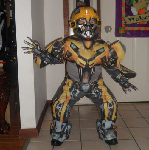 Transformers Bumblebee Games Transformers Bumblebee Costume